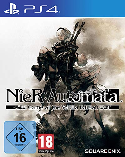Square Enix Nier: Automata Game of the Yorha Edition (PlayStation PS4)