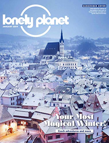 Lonely Planet UK magazine