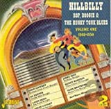 Vol. 1-1948-50-Hillbilly Bop Boogie & The Honky To (2 CD)