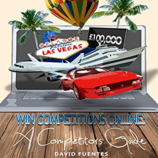 Win Competitions Online : The 3-in-1 Bumper Pack Special Edition Guide audiobook cover art