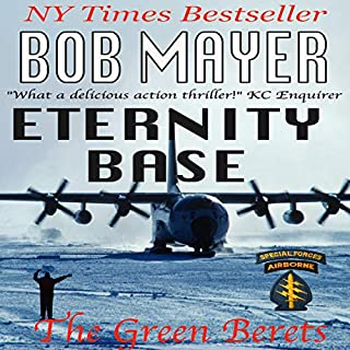 Eternity Base audiobook cover art