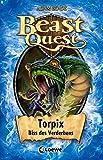 Beast Quest 54 - Torpix, Biss des Verderbens - Adam Blade