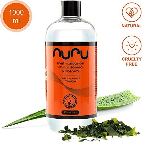 Nuru® Massagegel, 1 Flasche (1 x 1000 ml)
