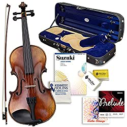 Kennedy - best violin brands