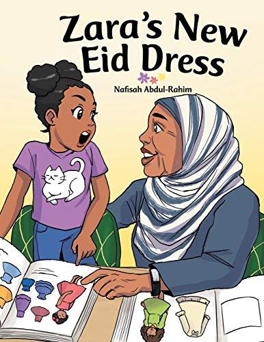 Zara's New Eid Dress