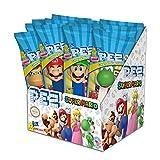 PEZ Candy Nintendo Assortment, 1.35 Pound, 12 Count