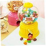 Case&Cover Burbuja Linda Dulce de Caramelo Mini máquina de chicles dispensador de Monedas del Banco niños Juguetes Regalo de los niños