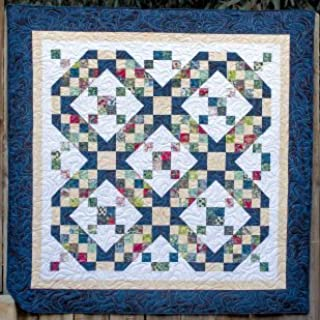 Pattern~Jacob's Ladder Quilt Pattern by Cozy Quilt Designs