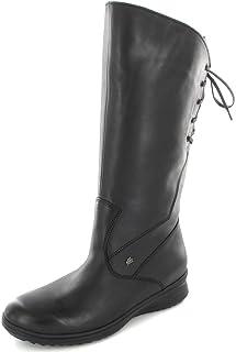 Finn Comfort Sestriere- Damesschoenen Comfortabele Enkellaarsjes Zwart