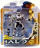 McFarlane Toys Halo 3 Series 8 Spartan EOD (White) Action Figure
