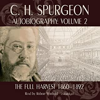 C.H. Spurgeon's Autobiography, Volume II audiobook cover art
