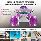Zoom IMG-2 caroma skateboard per principianti mini