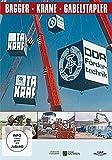 Bagger - Krane - Gabelstapler - Takraf - DDR Fördertechnik
