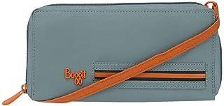 Baggit Lz Sersi Y G Women's Wallet (Blue)
