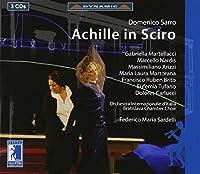 Achille in Sciro Dramma in Musica in 3 Acts