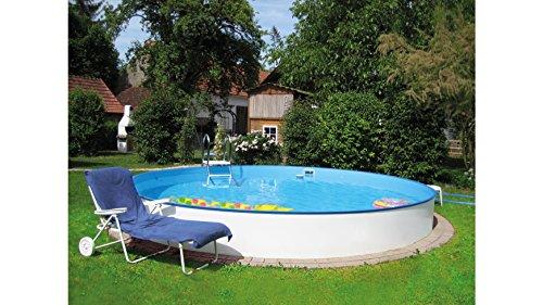 Summer Fun Set: Rundpool Teileinbau (5-tlg.) 420 cm, 150 cm