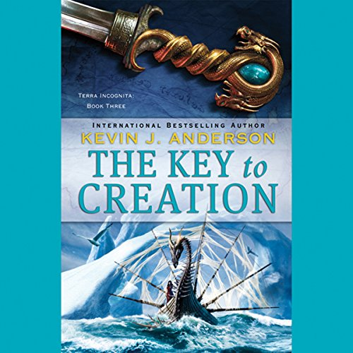 The Key to Creation audiobook cover art