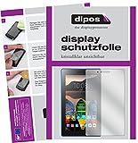 dipos I 2X Schutzfolie klar kompatibel mit Lenovo Tab 3 7 Essential TB3-710F Folie Bildschirmschutzfolie