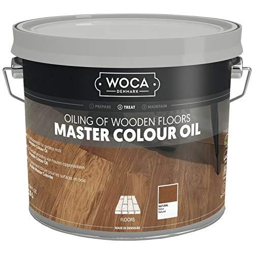 WOCA 522575AA Meister bodenöl, 5 L, Weiß