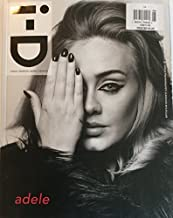i-D Magazine Issue No. 140 (Winter 2015) Adele Cover