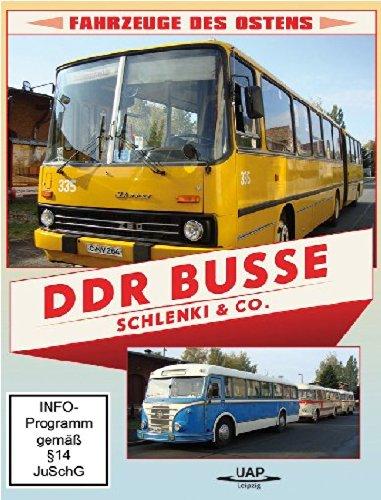 DDR Busse - Schlenki & Co. - Fahrzeuge des Ostens