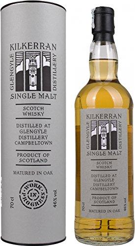 Kilkerran Single Malt Work in Progress No. 1 Release 2009 mit Geschenkverpackung Whisky (1 x 0.7 l)