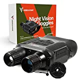 Visiocrest Night Vision Goggles Infrared Binoculars with 32 GB Memory Card for Photo and Video 100%...