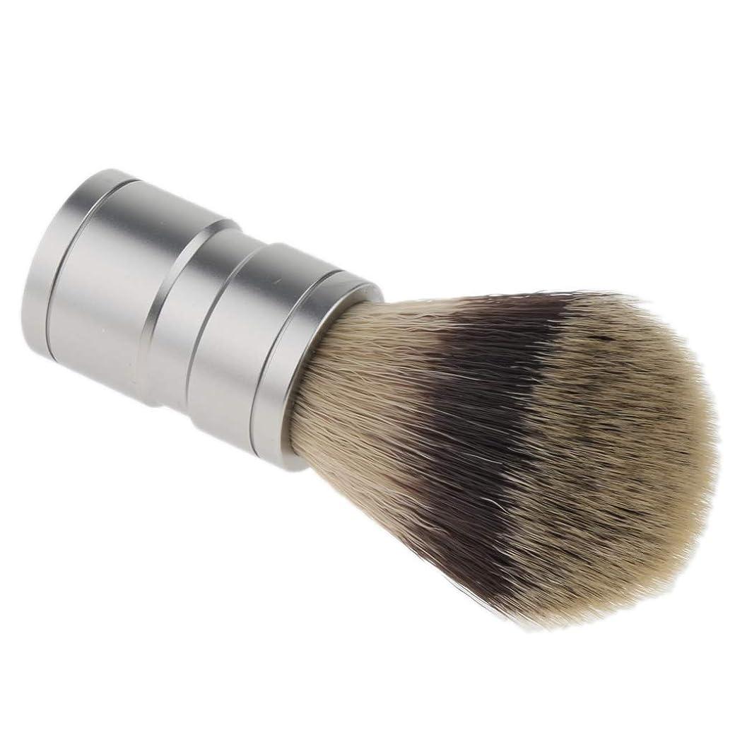 流さわやかこれらD DOLITY 髭剃りブラシ シェービングブラシ メンズ ヘアサロン 自宅用