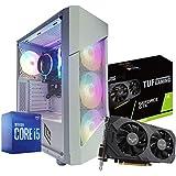 Pc gaming Intel i5 10th 4.10Ghz, Gtx 1650 4Gb,Ssd M.2 256 Gb,Hdd...