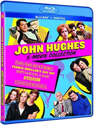 John Hughes 5-Movie Collection (Blu-ray + Digital) $13.99 @ Amazon