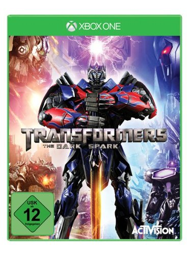 Transformers: The Dark Spark - [Xbox One]