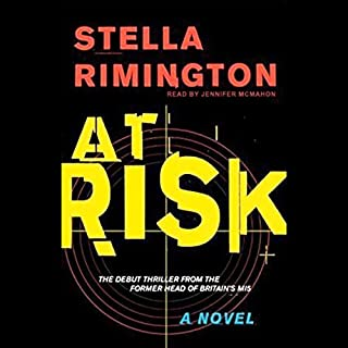 At Risk audiobook cover art