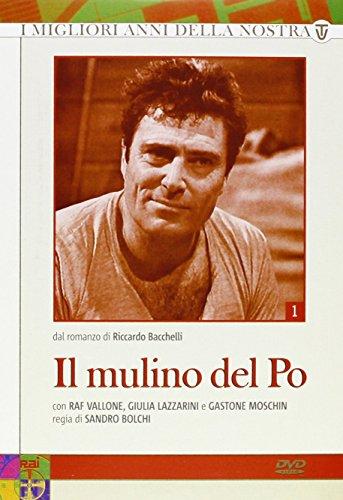Il Mulino Del Po (Box 3 Dvd)