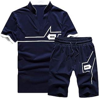 مجموعة ملابس رياضية رياضية كاجوال للرجال من Lavnis