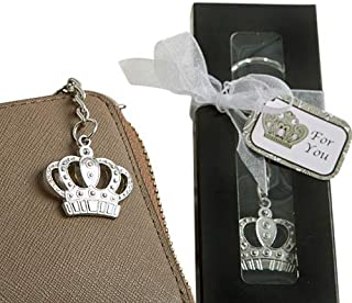 Best crown keychain favors Reviews