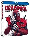 Pack Deadpool 1+2 Black Mtl Ed Blu-Ray [Blu-ray]