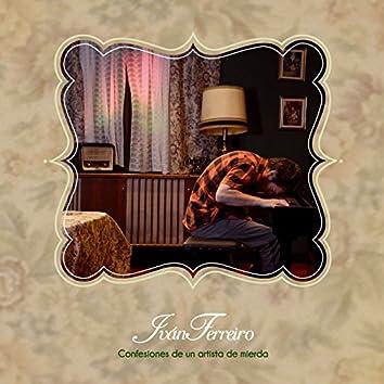Confesiones de un artista de mierda (Deluxe edition)