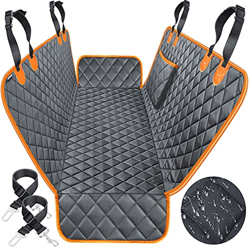 URPOWER 100% Waterproof Pet Seat Cover Car Seat Cover for Pets
