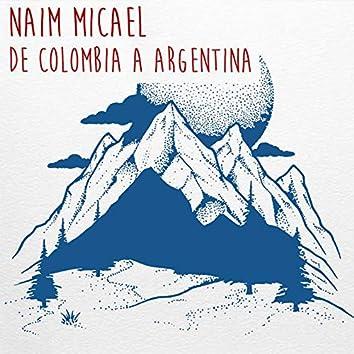 De Colombia a Argentina