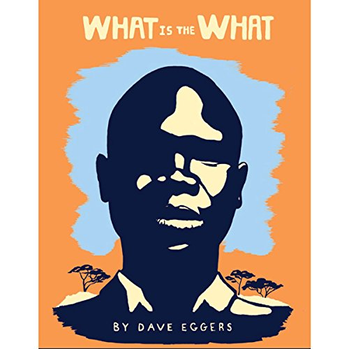 What Is the What cover art