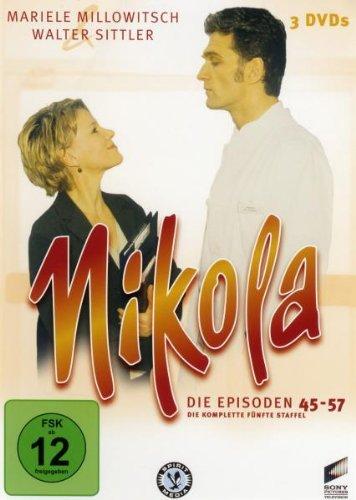 Nikola - Staffel 5 [3 DVDs]