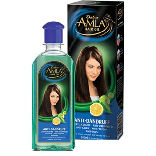 DABUR AMLA ANTI DANDRUFF HAIR OIL 200ML by Dabur