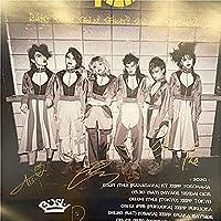 BiSH 5Gツアー メンバー全員の直筆サイン入りポスター B2
