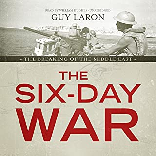 The Six-Day War cover art