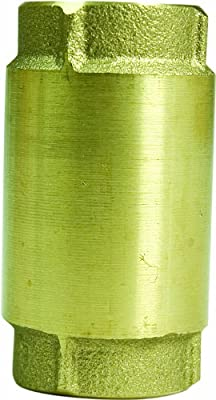 Flotec TC2502LF Well Pump Brass Check Valve from Flotec