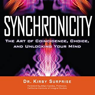 Synchronicity audiobook cover art