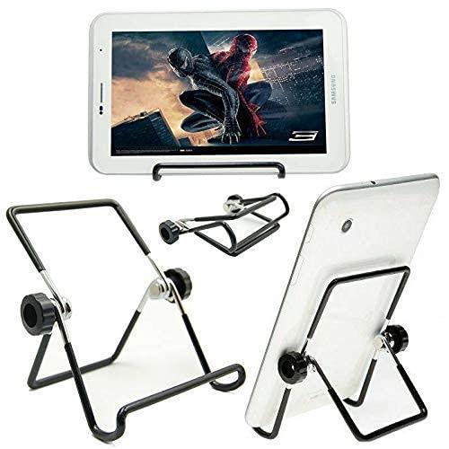 Soporte para tableta Soporte de escritorio con soporte de varios ángulos y múltiples ángulos