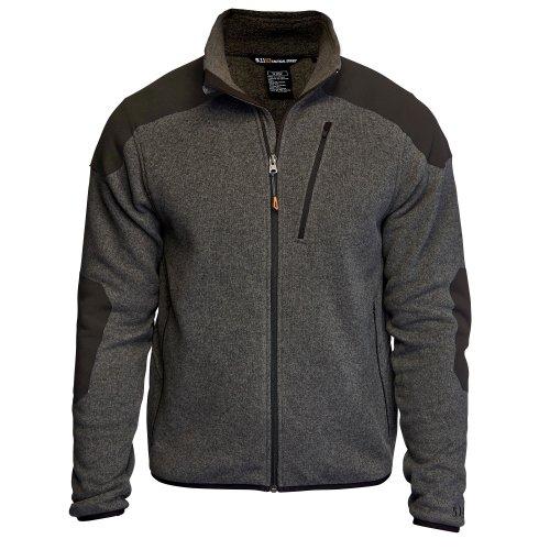 5.11 Tactical 511-72407-051-XL Veste Homme, Gris, FR (Taille Fabricant : XL)