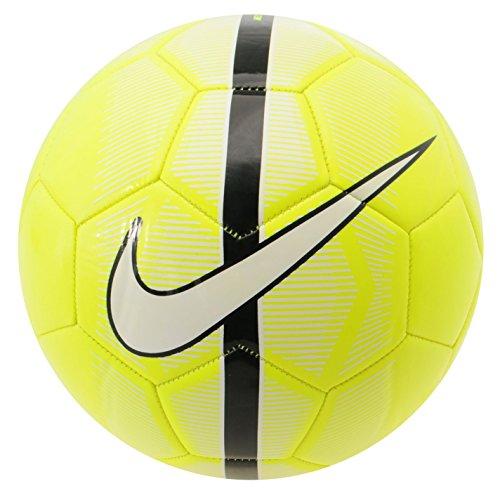 Nike Ball Mercurial Fade, Volt/Black/White, 5