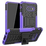 LFDZ Compatible with LG V50S ThinQ 5G Case,Heavy Duty Tough